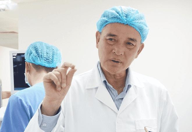 Giáo sư Đào Văn Long
