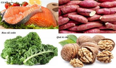 Một số thực phẩm tốt cho người bệnh đái tháo đường.